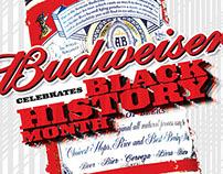 Budweiser Black History Month