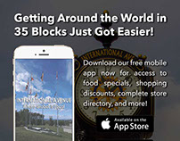 International Avenue BRZ: Mobile App