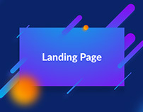 Landing Page for Landing Page