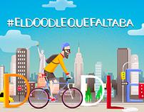 Oxford Bikes: El Doodle que faltaba