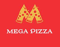 Mega Pizza - Brand tests