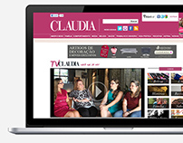 Site | TV Claudia