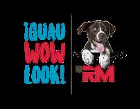 ¡GUAU WOW LOOK! by RM
