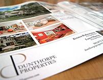 Freelance Design at Luxury Home Magazine