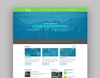 UI Design - Livable Kathmandu