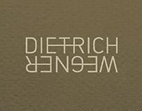 Dietrich Wegner Branding