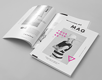Magazine / Brochure Mock-up II