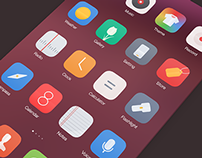 FLIPPI Icon Set for MIUI