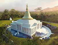 Pemuteran Temple Bali