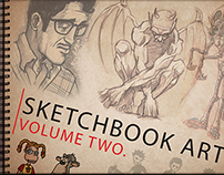 My Sketchbook - Volume 2