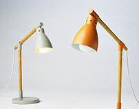 Musca Table Lamp for COLOURS