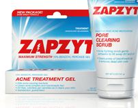 3D zapzyt product packaging