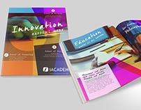 iAcademy Brochure