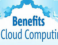 The Benefits of Cloud Computing – Infographic