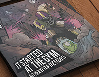 Cover album : It started at the gym