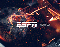 ESPN World Cup Package Styleframes
