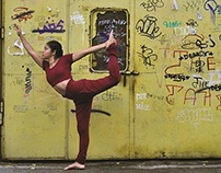 SIDE PROJECTS: Photo ~Urban Yoga~