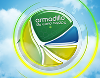 Armadillo - Worldcup show on Abu Dhabi Sports