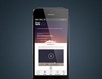 Dreamstalk_web design