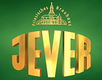Jever Logo animation