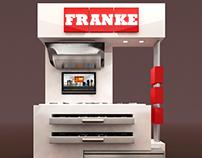 Franke stand