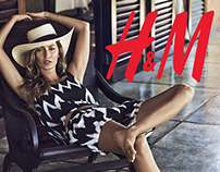 H&M WORLDWIDE SUMMER CAMPAIGN