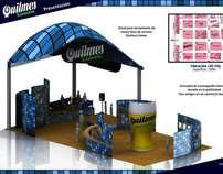 Exhibition Design Concept for Beverage Company
