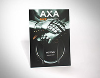 AXA Bike Security locks folder