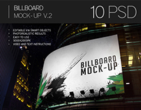 Billboard Mock-Up Vol.2