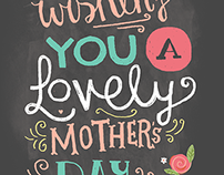 M&S Mother's Day Card