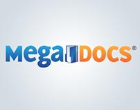 UI and Logo Design for MegaDocs