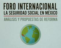Foro Internacional de la Seguridad Social en México