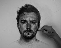 """Timelapse animation - """"The Drawing Story"""""""