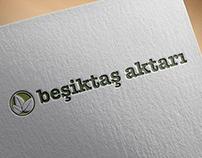 Beşiktaş Aktarı Logo Tasarımı