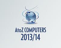 AtoZ Branding 2013/14