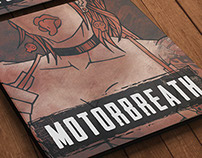 Cover album : Motorbreath