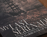 Cover album : My last serenade