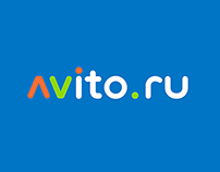 Rebranding avito.ru