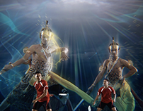 BCA Indonesia Open 2014 TVC