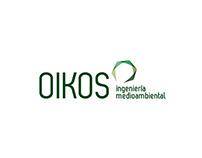 OIKOS, identidad corporativa