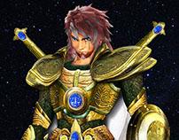 Saint Seiya Legend of Sanctuary - Dohko Libra