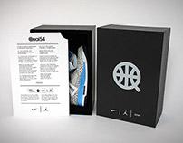 Nike QUAI54 Seeding pack