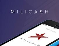 Milicash bank app