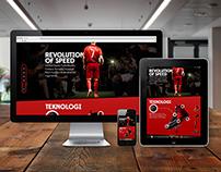 Nike microsite (2014 Brazil World Cup)
