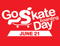 Go Skateboard Day 2014