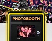 TouchTunes Photobooth