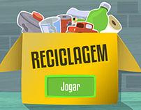 Objeto educacional - Reciclagem