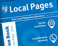 Re-branding of the Local Pages directory
