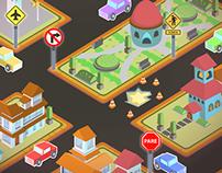 objeto educacional - Placas de trânsito