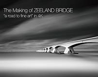 The Making of ZEELAND BRIDGE (Image Progression Video)